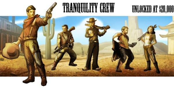 Tranquility Crew